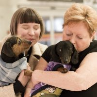 Hoi and Sidney meet their forever families