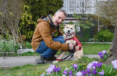 Why This Expert Never Lets His Dog Off Leash