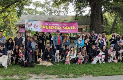 5K Freedom Walk for the Voiceless!